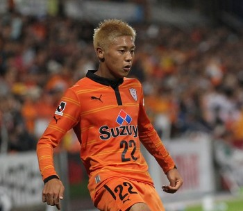 Shimizu S-Pulse v Sanfrecce Hiroshima - J.League 2014