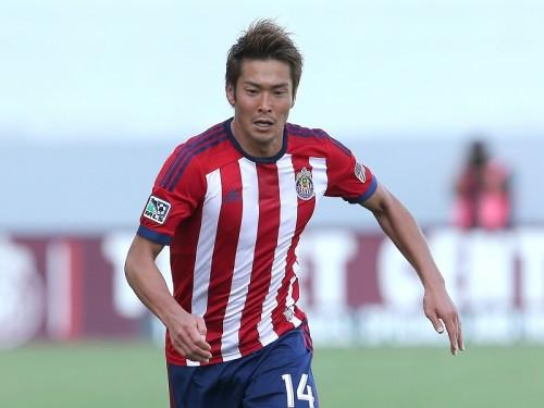 元日本代表DF加地亮がJ復帰…チーヴァス・USAが活動停止で岡山に移籍