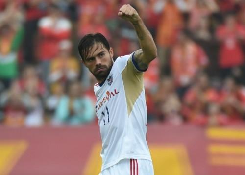 FC東京のFWエドゥーが全北現代へ移籍…2014シーズンは公式戦17得点