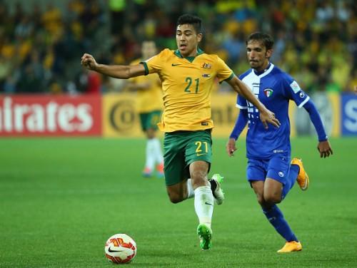 アジア杯、注目選手から見る敵国分析…オーストラリア代表MFルオンゴ『待望の新星』