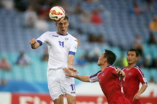 アジア杯、注目選手から見る敵国分析…ウズベキスタン代表FWセルゲエフ『シャツキフの再来』