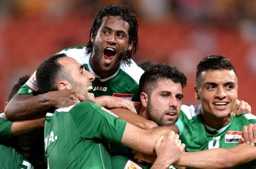 次戦で日本と対戦のイラク、ヨルダンを下して白星スタート/アジアカップ