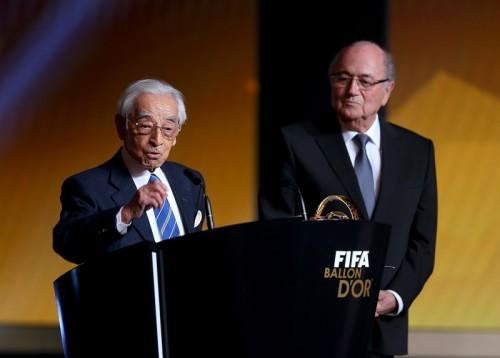 90歳のサッカーライター賀川浩氏がFIFA会長賞を受賞「この上ない名誉」