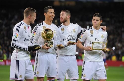レアル、敵地9試合で脅威の32得点…欧州主要リーグトップに立つ