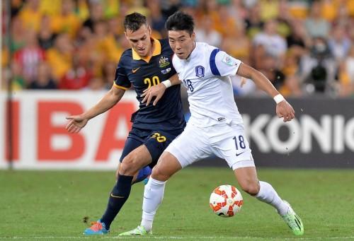 韓国が全勝突破…1点守り切りオーストラリアとのA組首位決戦を制す