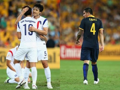 A組は韓国が首位突破、開催国の豪州は2位で決勝T進出/アジアカップ