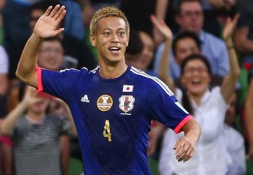 3試合連続ゴールも味方を称賛する本田「いいボールが来ている」