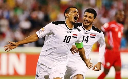日本がD組首位で次戦UAEと、イラクは2位突破でイランと対戦/アジア杯