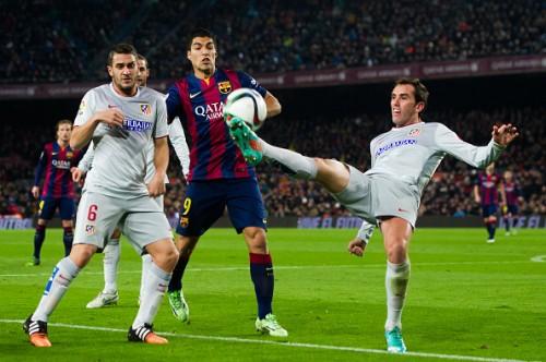 国王杯のバルサ戦で逆転を目指すアトレティコ、主力3選手の欠場が確定