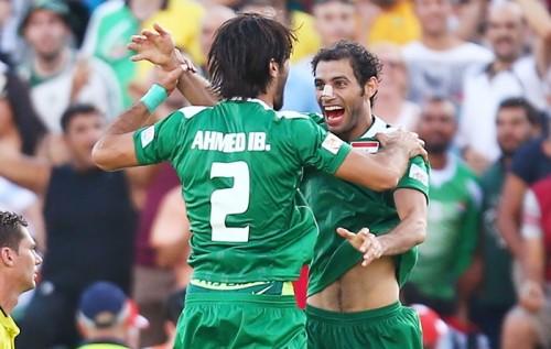 イラクがイランとの激闘を制し、韓国の待つ準決勝へ進出…PK戦で決着