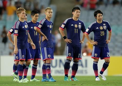準々決勝敗退の日本、アジア杯連覇ならずコンフェデ杯出場権も逃す
