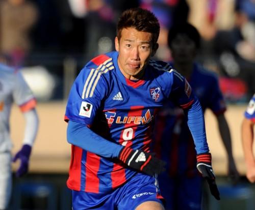 神戸がFC東京からFW渡邉千真を獲得「決断に誇りを持って頑張りたい」