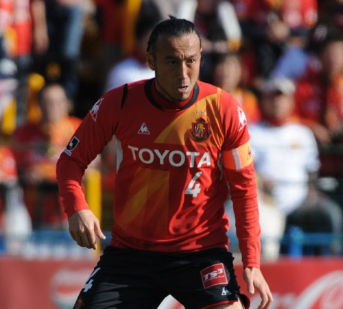 名古屋、田中マルクス闘莉王が2シーズン連続でキャプテンに就任