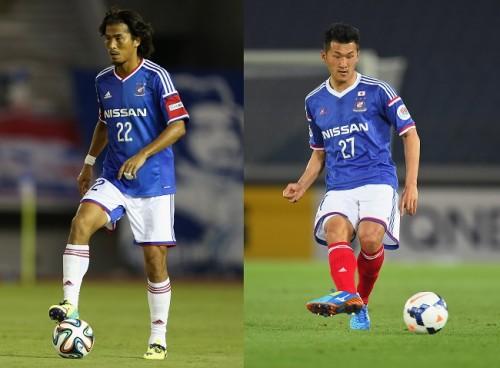 横浜FM、元日本代表DF中澤佑二、MF富澤清太郎と契約更新