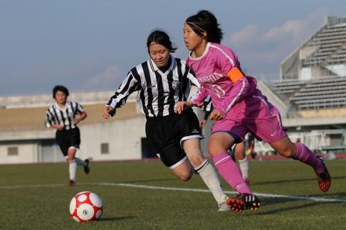杉田妃和の活躍で藤枝順心が勝利、関東対決制した湘南学院など高校女子選手権8強決定