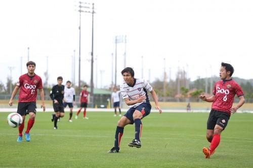 初の対外試合で存在感…FC東京に新加入のFW前田遼一「順調にきている」
