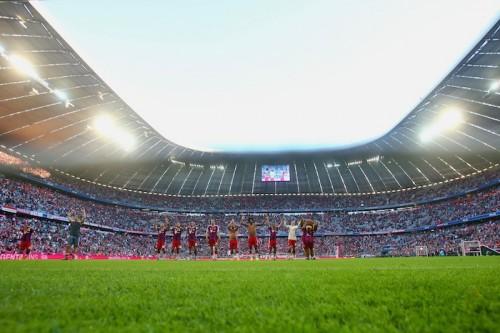 バイエルンが本拠地スタジアムを増席…最大7万5000人の収容が可能に
