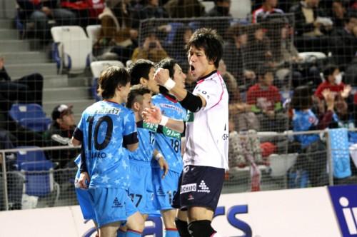 Fリーグ2014/2015第30節名古屋セントラル……プレーオフ進出を狙う北海道が名古屋に勝利