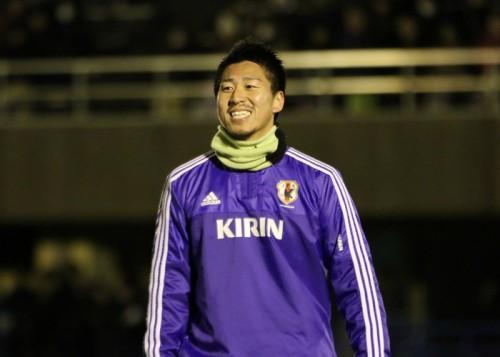日本代表の豊田、体調不良で練習欠席…柴崎に続きインフルの疑いも