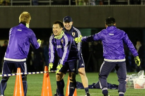アジア杯から始まる2015年…FW岡崎慎司は「自分に変化を求めたい」