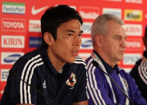 アジア杯初戦控え、長谷部が意気込み「タイトルを取る目標がある」