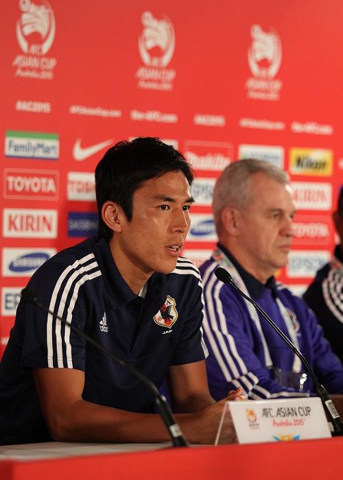 日本代表、アジア連覇の道も一歩から…足元見つめて1試合ずつ