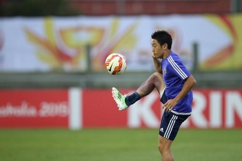 香川「勢いを感じる」と豪州を高評価も、「まずは次の試合に集中」