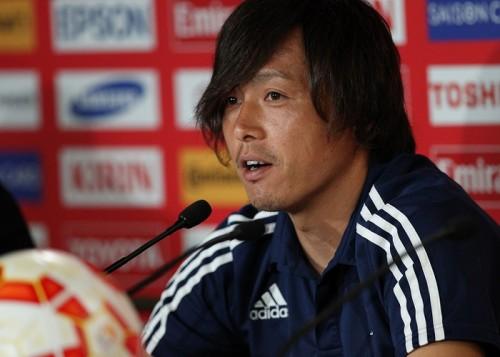 遠藤、代表150試合出場へ…指揮官も絶賛「ピッチ内外で笑顔」