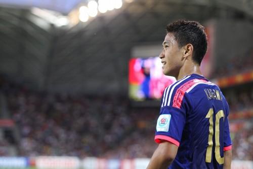 待望のゴールで勝利に貢献の香川「みんなが喜んでくれるから戦える」