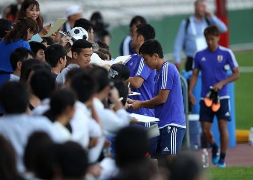 長谷部、準々決勝に決意「綺麗なサッカーだけでなく戦うことも」