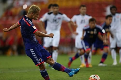 イラク戦でのMVPはウインガー役の本田圭佑~AFCアジアカップ2015日本対イラク戦を見て~