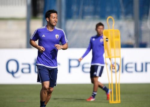 吉田麻也、突破条件は意識せず勝利に集中「勝てばいい」