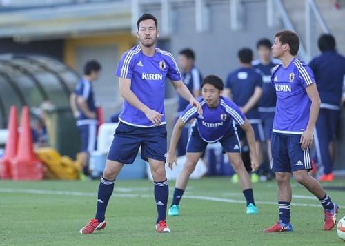 日本代表に合流した吉田麻也「チャンピオンとしての戦いをしたい」