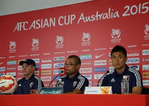 突破条件は関係なし…日本代表、3連勝での首位突破に集中