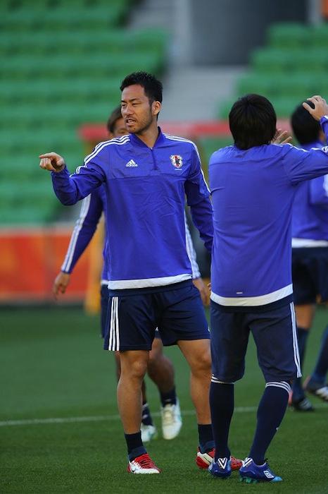 吉田、同日決戦のテニス錦織応援「彼も勝って、僕らも勝てれば一番いい」