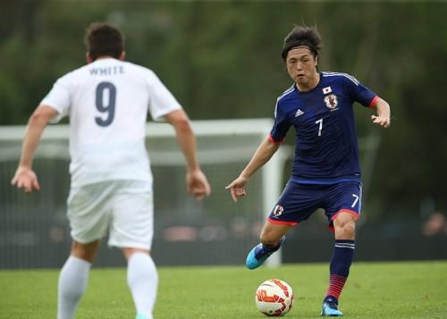 アジア杯連覇を狙う日本代表、練習試合でクラブW杯3位に完封勝利