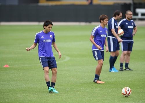 日本代表、新たな武器の構築へ…連覇に向けてクロスボールを強化