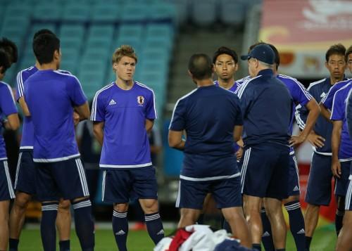 高徳、UAEとは代表デビュー戦でも対戦「結構苦戦するイメージ」