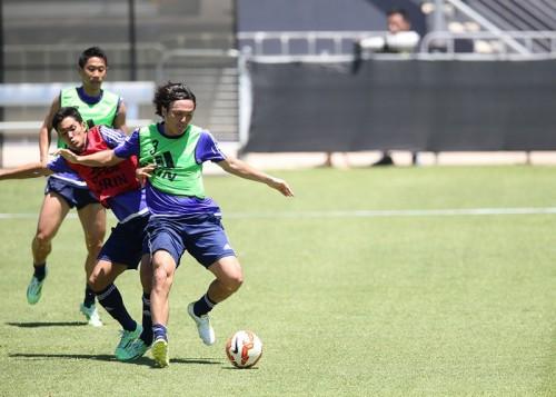 日本人初、アジア杯4大会連続出場の遠藤「勝つ代表を作れれば」