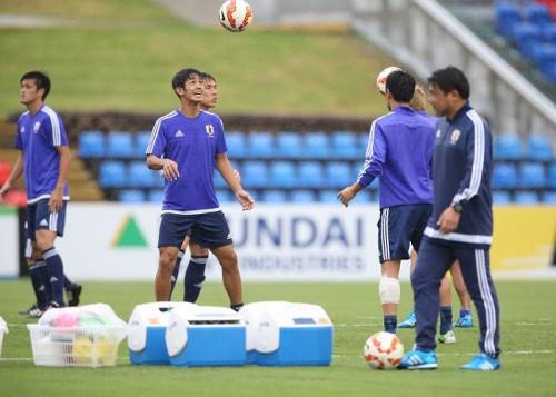 真価が問われるアジア杯、武藤嘉紀「勝利のために泥臭く走りたい」