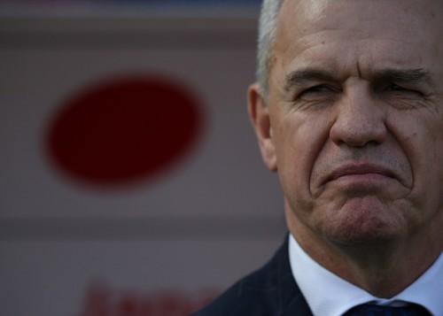 アギーレ、アジア杯初戦を評価「最も良かったのは結果と勝ち点3」