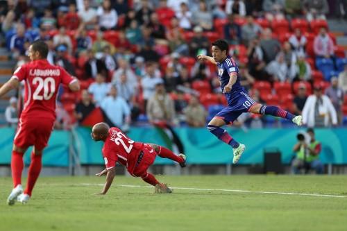3得点に絡む活躍の香川「初戦に勝てたことが何よりも良かった」