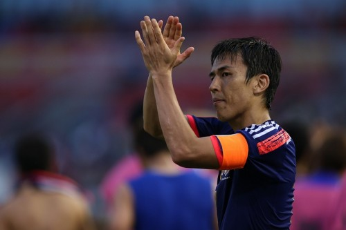 長谷部誠、アジアカップ初戦で快勝するも「誰1人満足してない」