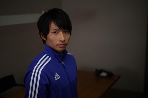 【インタビュー】柴崎岳「目の前のことに全力を注ぎたい」