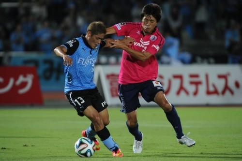 C大阪のDF新井場徹が現役引退を発表…鹿島時代はリーグ3連覇に貢献