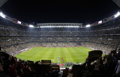 レアル、スタジアム名変更か…有力候補は「アブダビ・ベルナベウ」