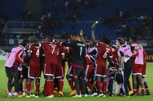 コンゴ共和国がグループA首位に…赤道ギニアは2試合連続ドロー