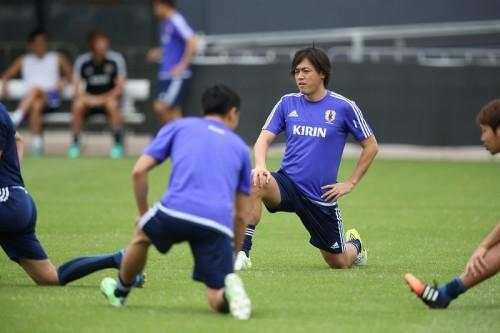 戦闘モードに入った遠藤保仁、4度目のアジア杯で見せる新たな一面に注目