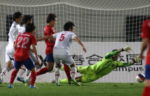 浦和、専修大GK福島春樹の2016シーズン加入内定を発表