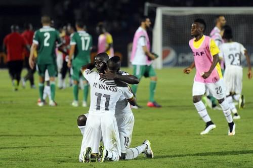 終了間際にギャンが決勝ゴール…ガーナがGL初勝利/アフリカ杯